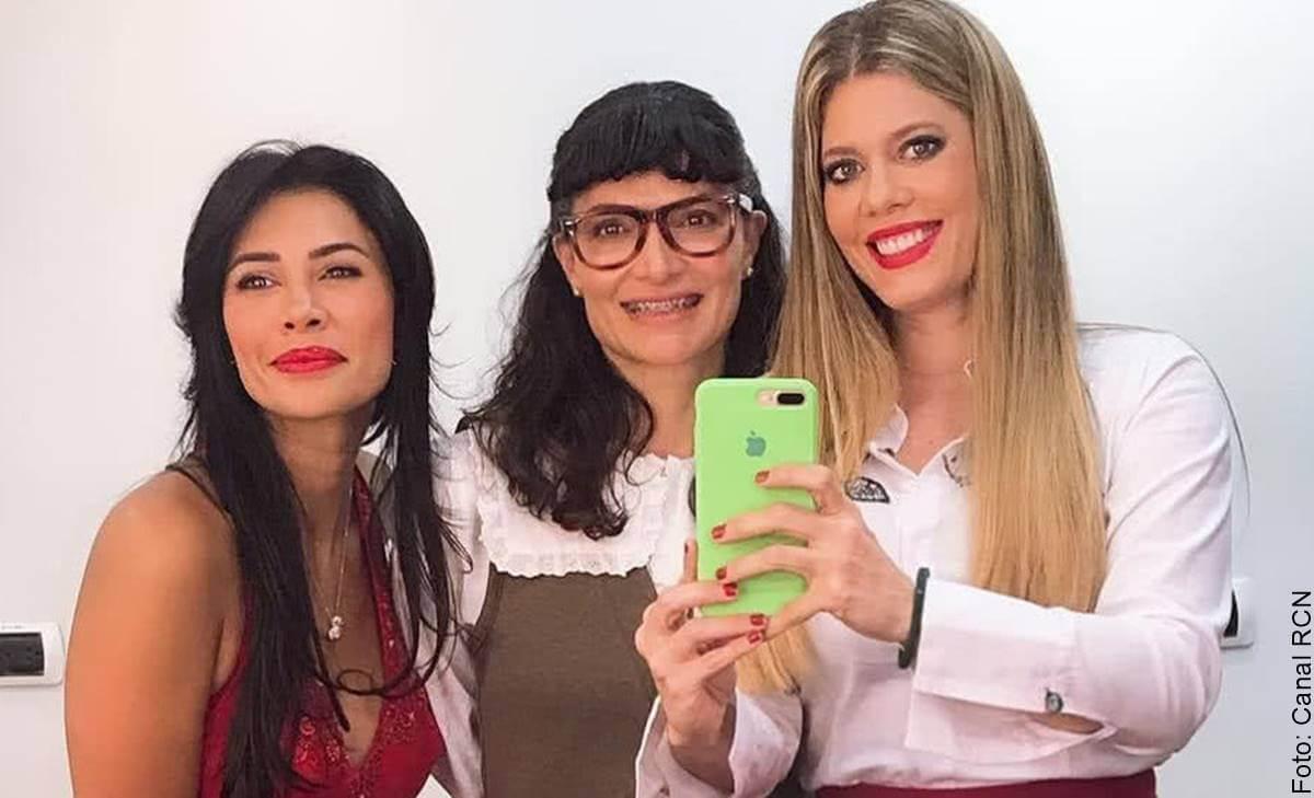 Martha Isabel Bolaños en 2019 cumple 46, ¿cómo lucía a los 13?