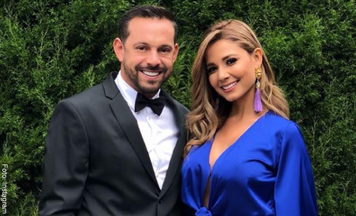 Melissa Martínez anunció su compromiso pero cometió un error