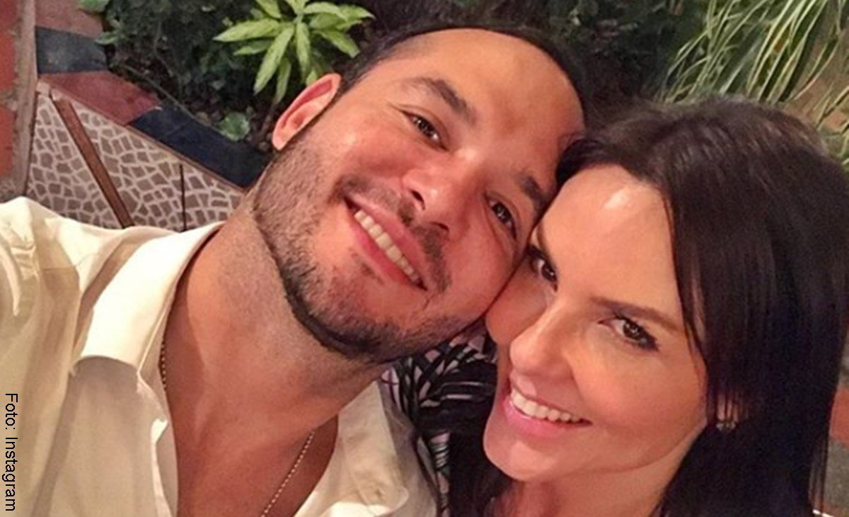"""Paula Andrea Betancur celebró su embarazo posando como """"Dios la trajo al mundo"""""""