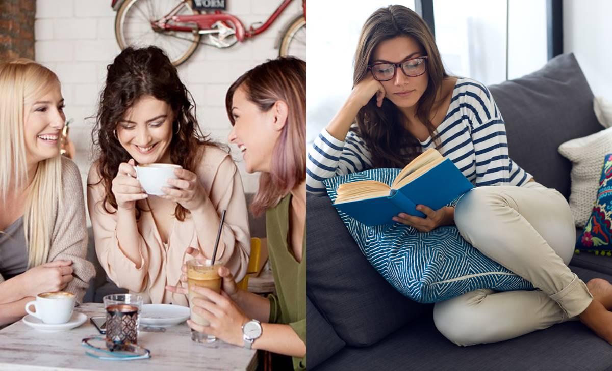 ¿Qué es extrovertido e introvertido? Averigua cuál de las dos eres