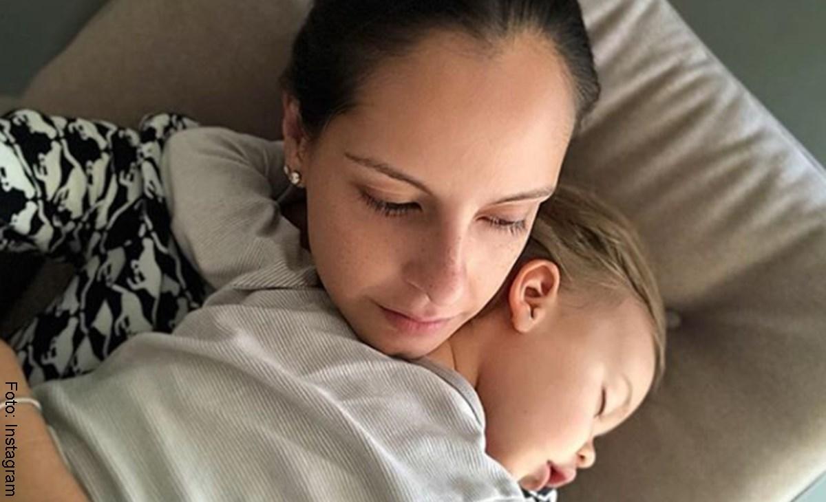 ¿Qué le pasó al hijo de Laura Acuña que es sensación en redes?