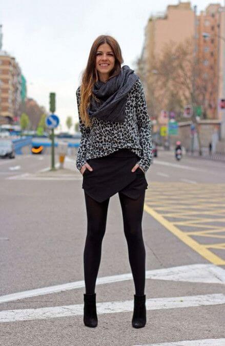 Foto de mujer con botines