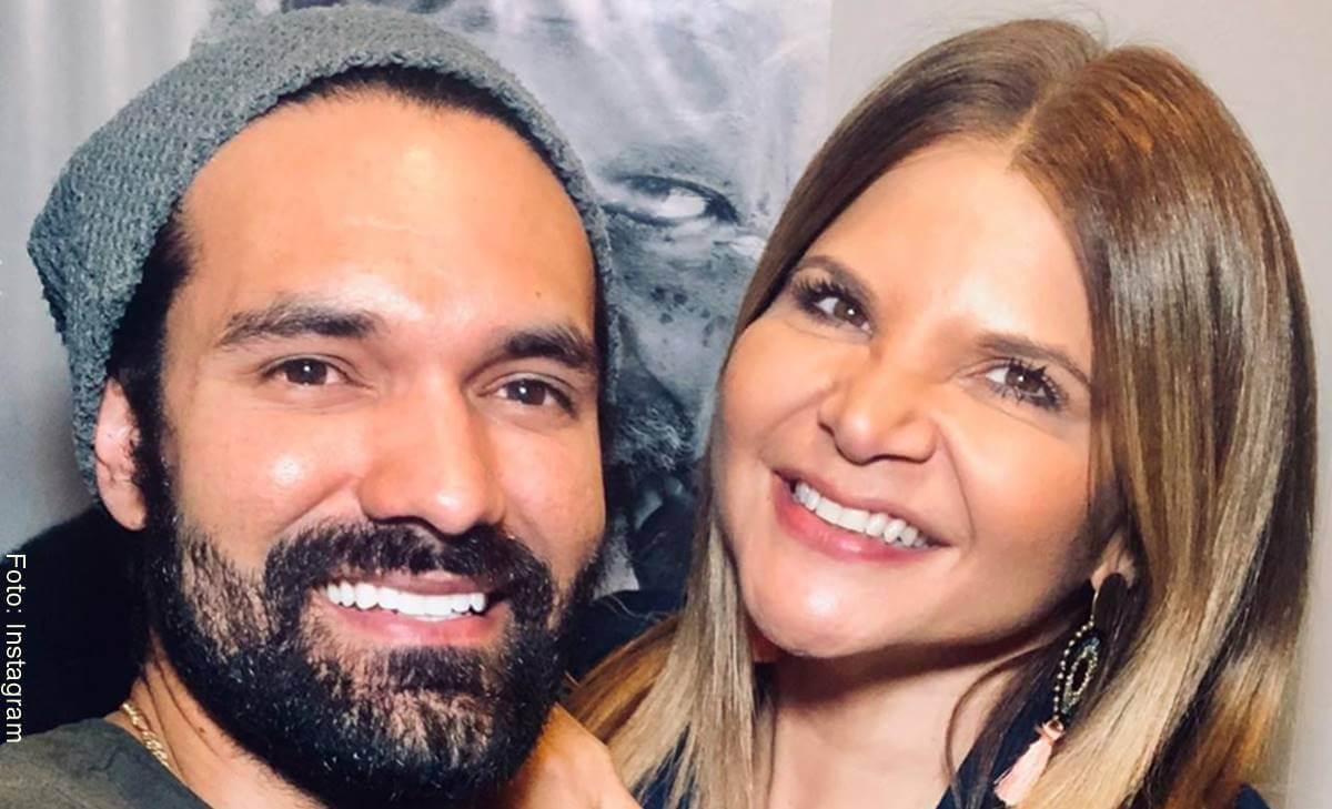 Novio de Diva Jessurum trató de imitar a un árabe