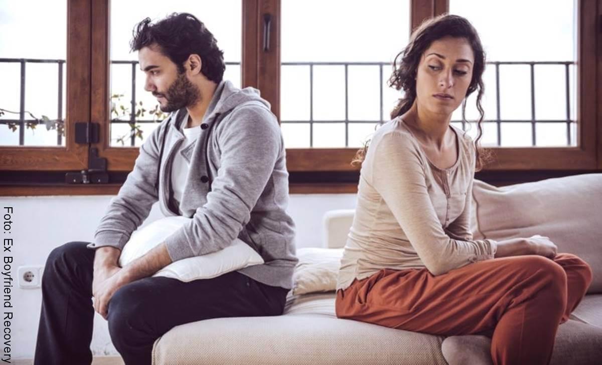 Le tengo odio a mi ex, ¿debo perdonarlo?