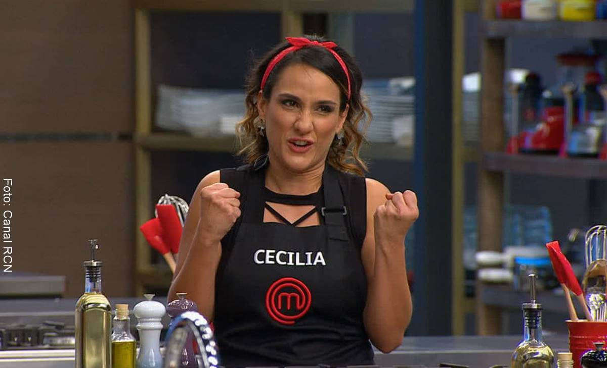 ¿Qué pasa con la edad de Cecilia Navia? Ella lo explica