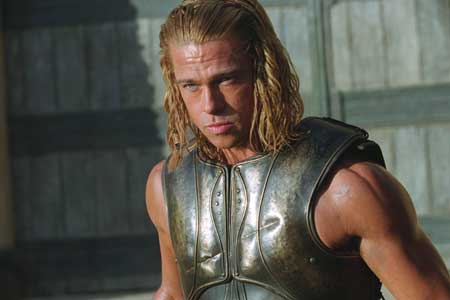 Brad Pitt se despide de Hollywood Troya