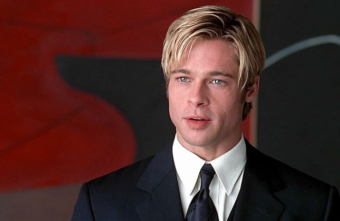 Brad Pitt se despide de Hollywood conoces a joe black