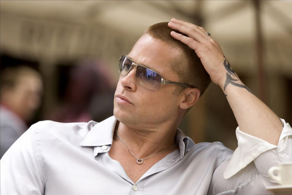Brad Pitt se despide de Hollywood la gran estafa