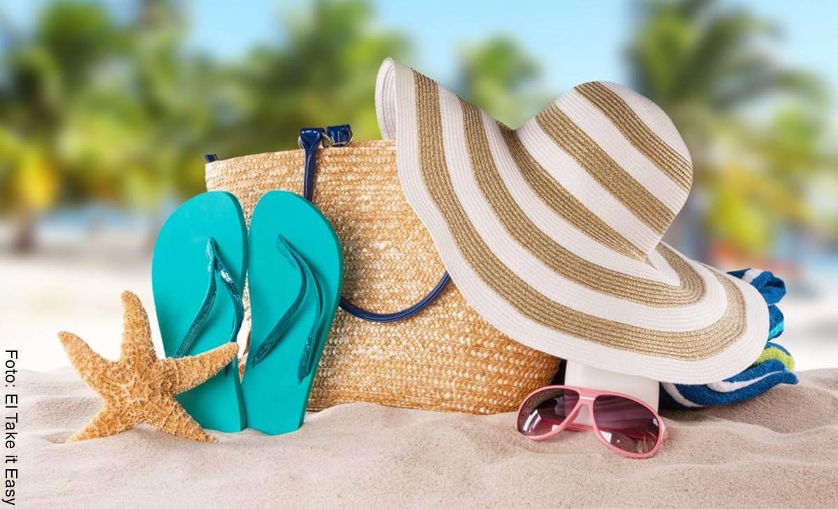 Accesorios y ropa adecuada para la playa o piscina y más VibraTips