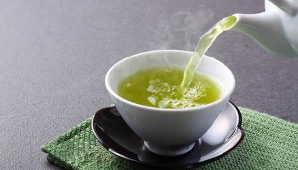 Foto de una taza de té