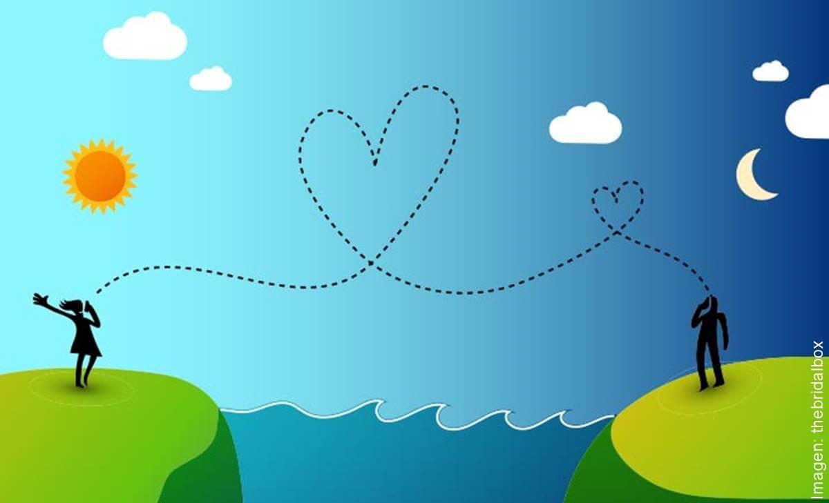 Amor a distancia: ¿Puede funcionar o felices los 4?