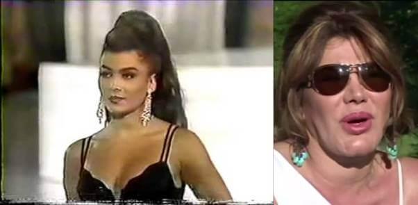 Foto de esta actriz antes y después