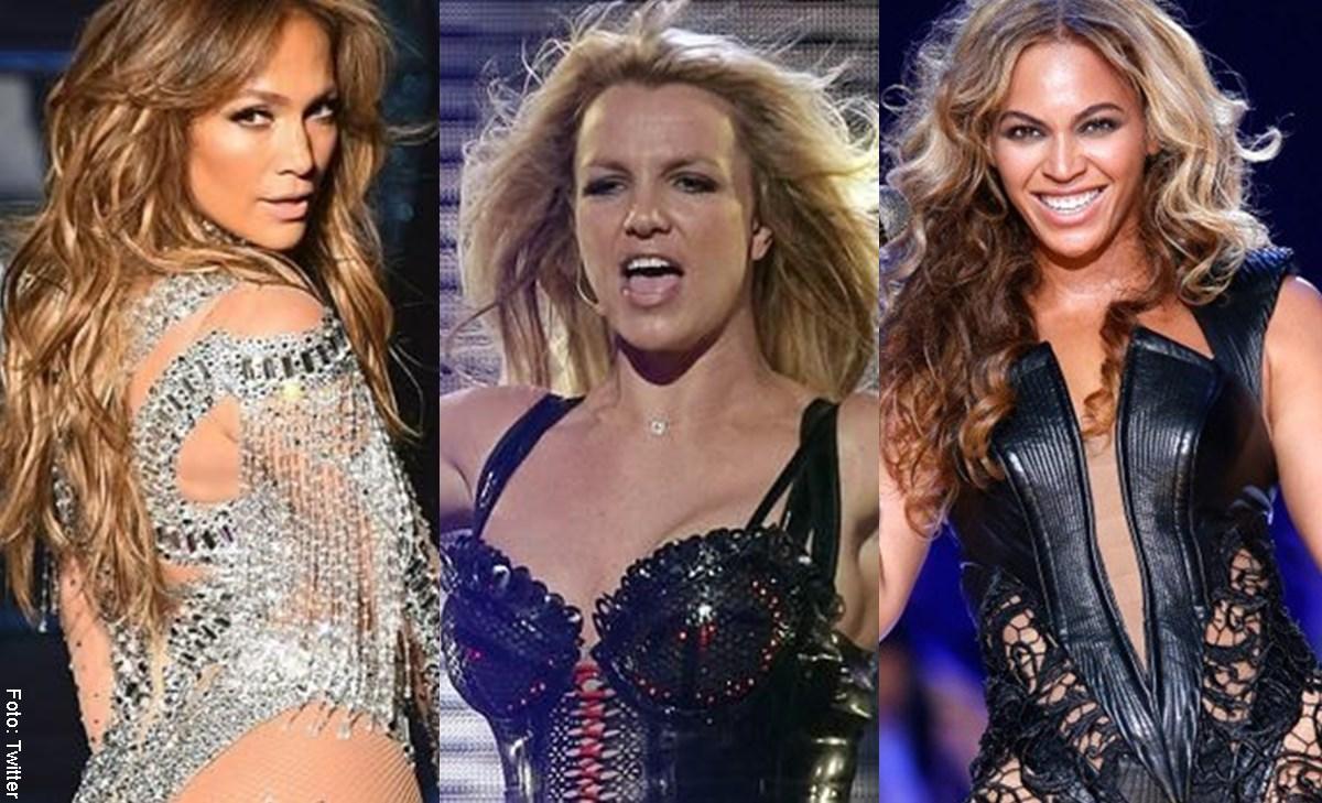 """Así se veían antes estas """"Divas del Pop"""", algunas están irreconocibles"""
