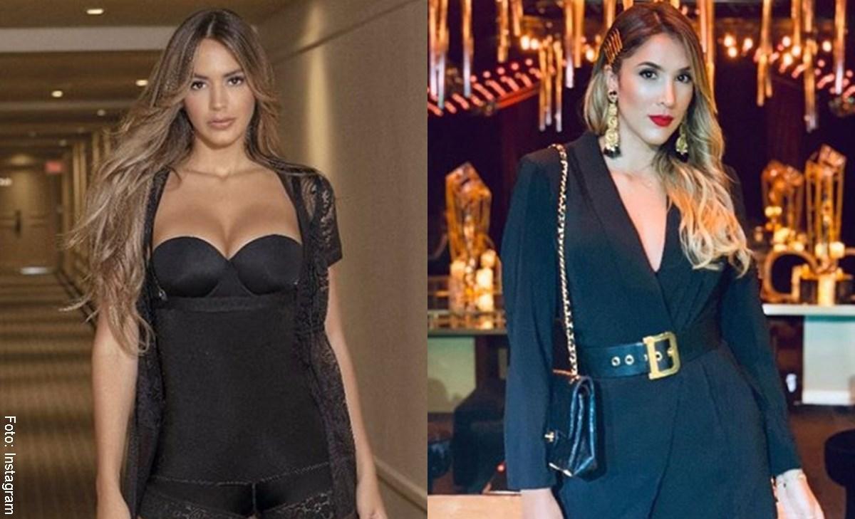 """Comparan a la """"mamá"""" de Shannon de Lima con Daniela Ospina"""