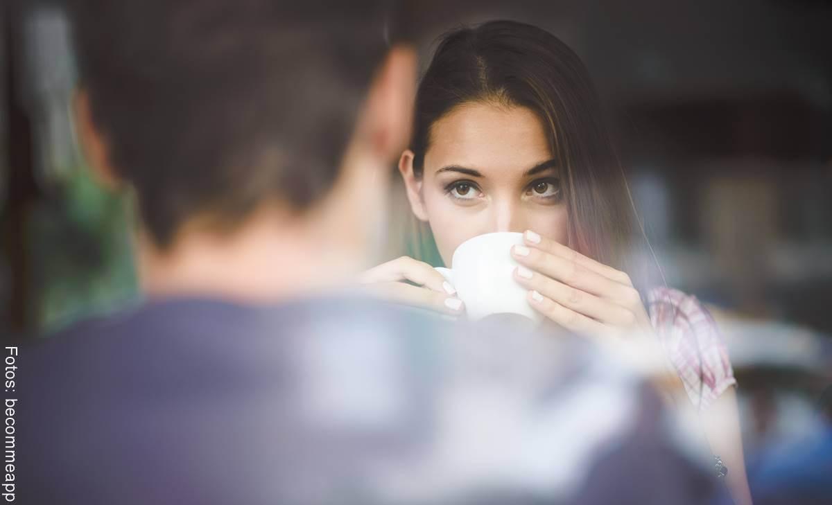 Cuando la mujer busca al hombre, ¿está mal visto?