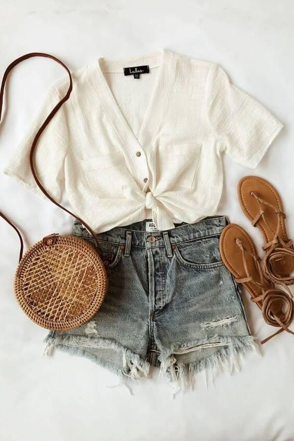 Foto de ropa para ir a la playa