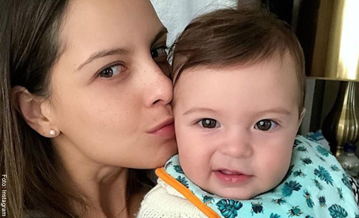 Fiesta privada del hijo de Laura Acuña sorprendió en redes
