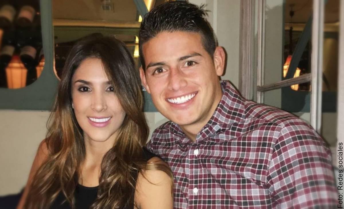 ¿James Rodríguez y Daniela Ospina se reconciliaron?