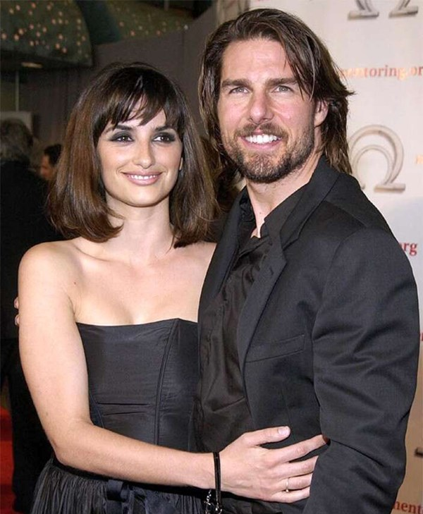 Tom Cruise y Penélope Cruz