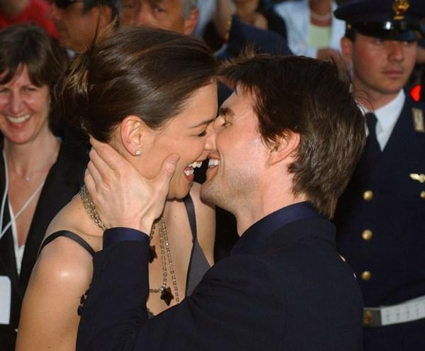 Tom Cruise y Nazanin Boniadi