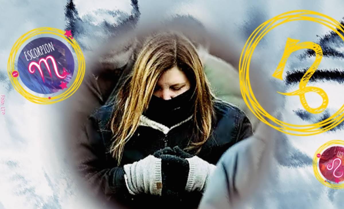 Los signos más fríos del zodiaco, ¿lo sabías?