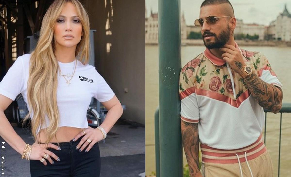 ¿Qué está pasando entre Maluma y Jennifer López?