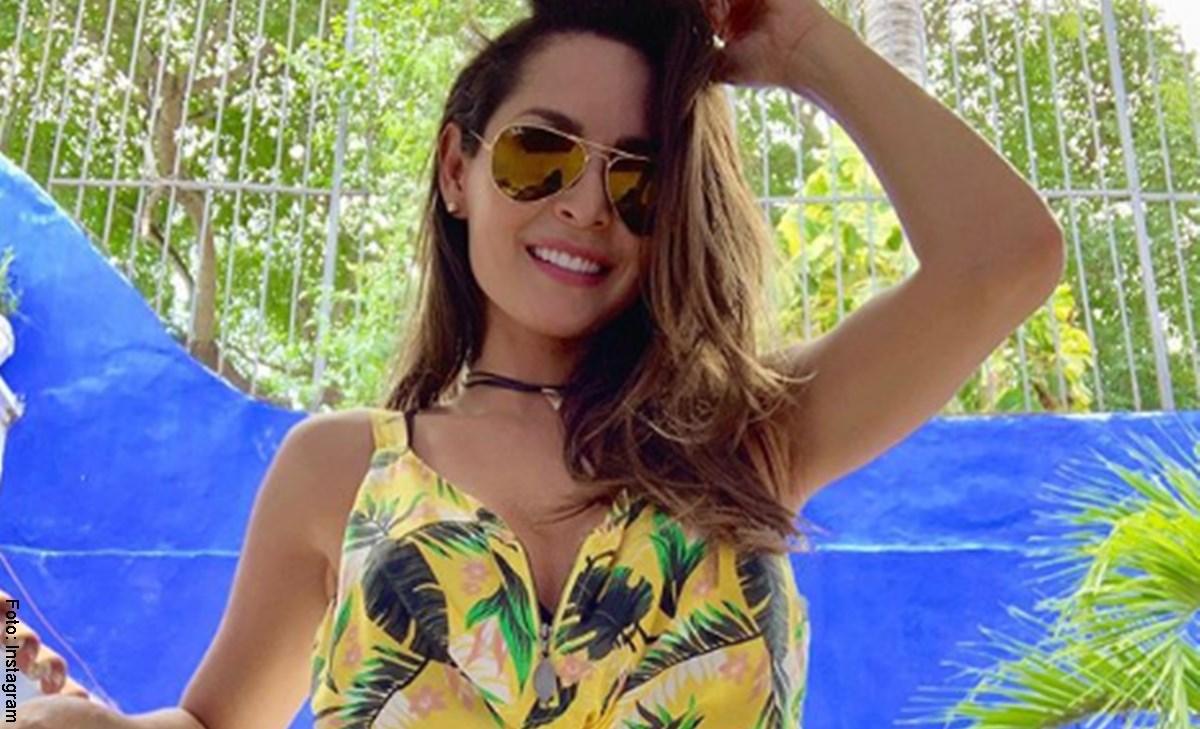 Video de Carmen Villalobos que tiene babeando a muchos