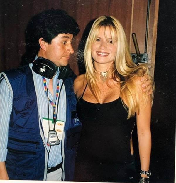 Foto de esta famosa hace 20 años