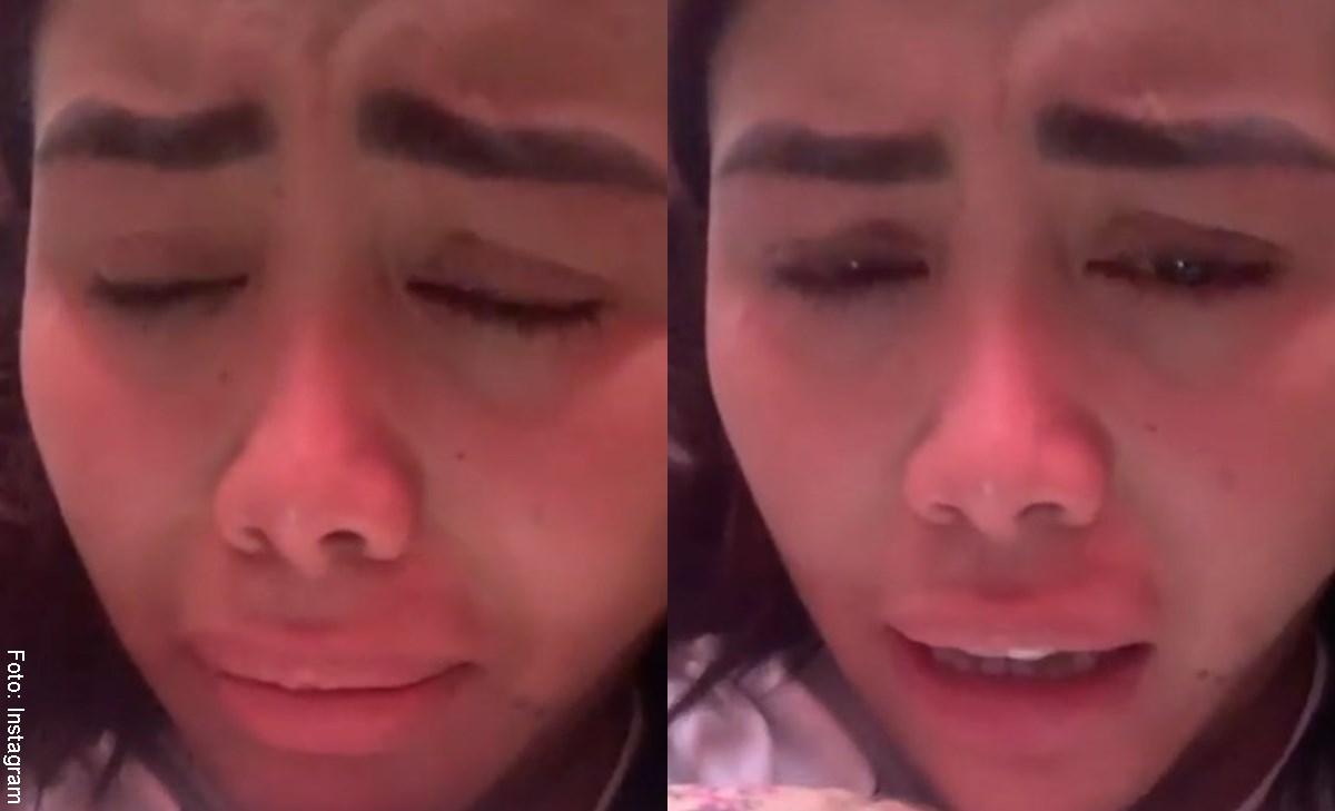 Yina Calderón asustó a sus seguidores con este video
