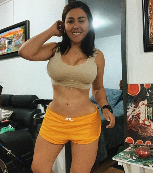 Yina Calderón cambio de look