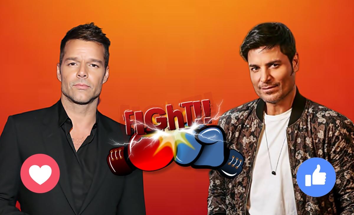 Chayanne o Ricky Martin