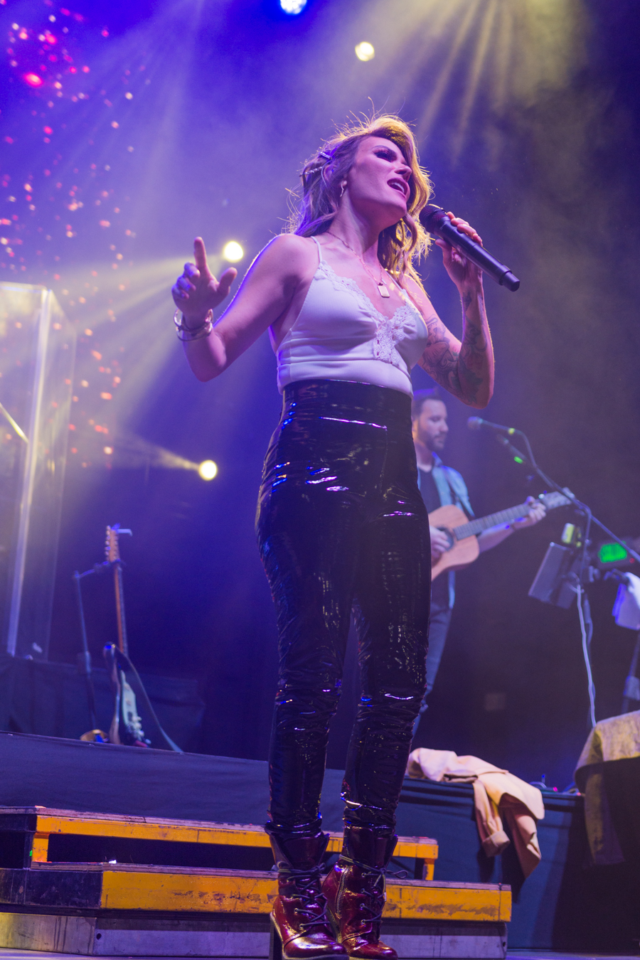 Kany Garcia hizo vibrar a Bogota Royal Center
