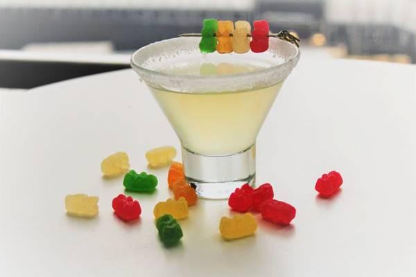 Foto del coctel oso líquido