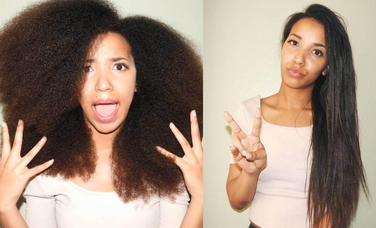 Cómo alisar el cabello como una profesional en casa