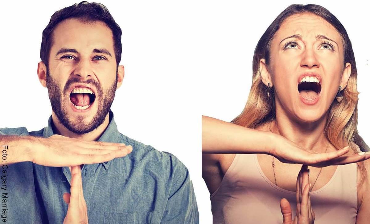 Conflictos en pareja que acaban con las relaciones