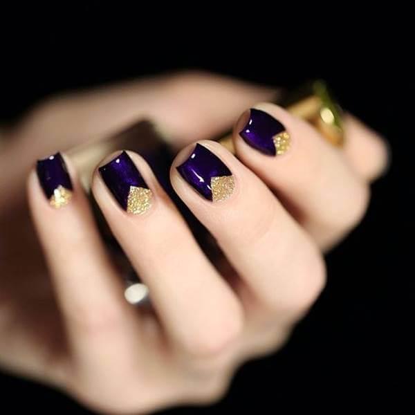 Foto de diseños de uñas elegantes para eventos especiales
