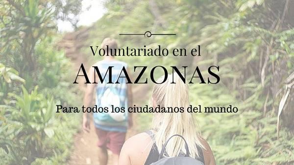 Foto del Amazonas