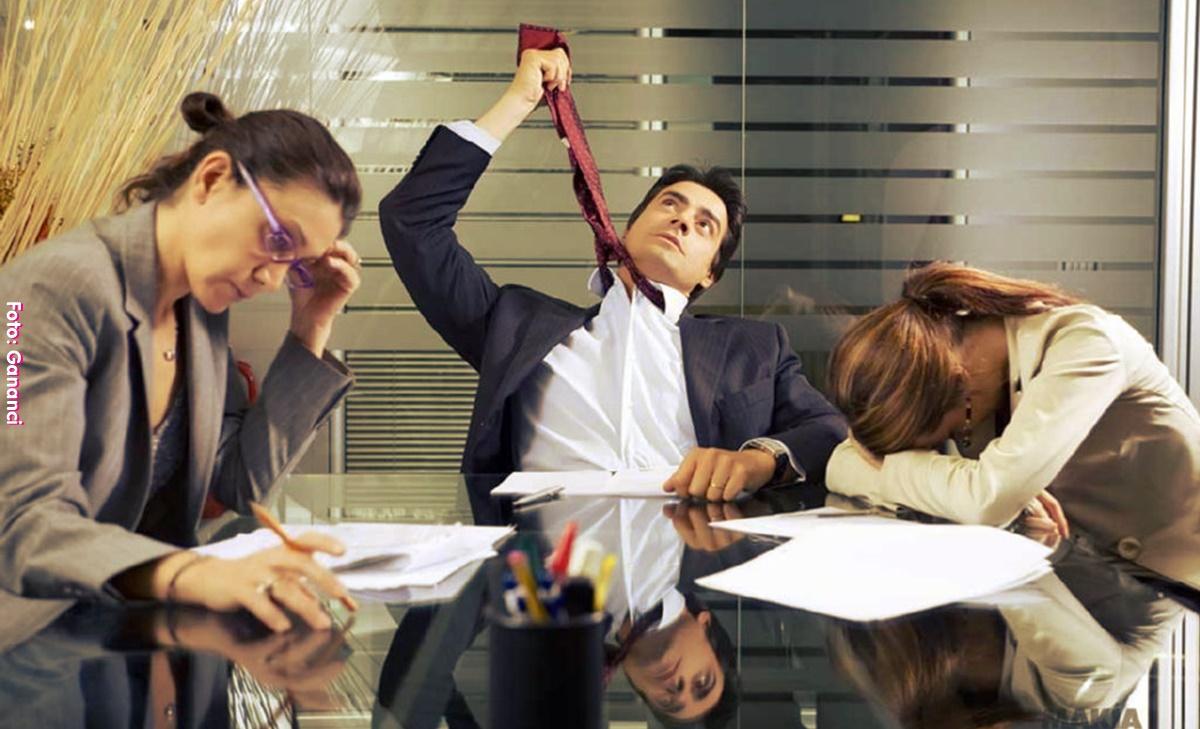 el peor trabajo o el peor jefe