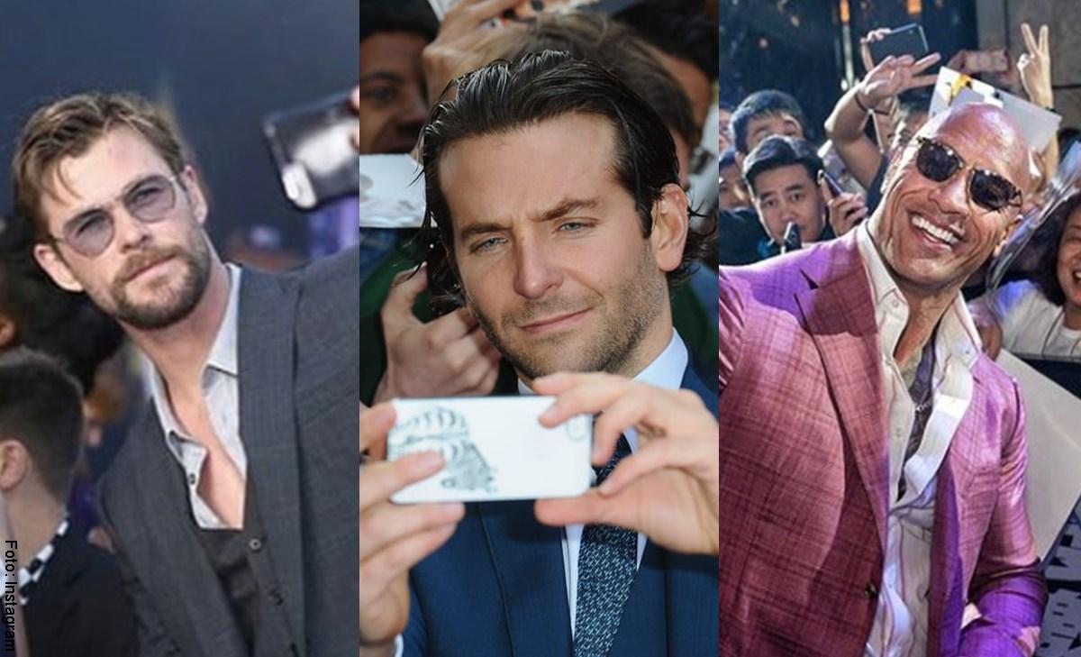 Ellos son los actores mejor pagos de Hollywood ¡Wow!