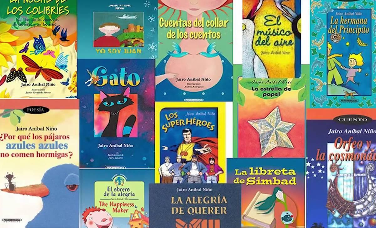 Jairo Aníbal Niño: el autor de libros infantiles que tu hijo debe leer