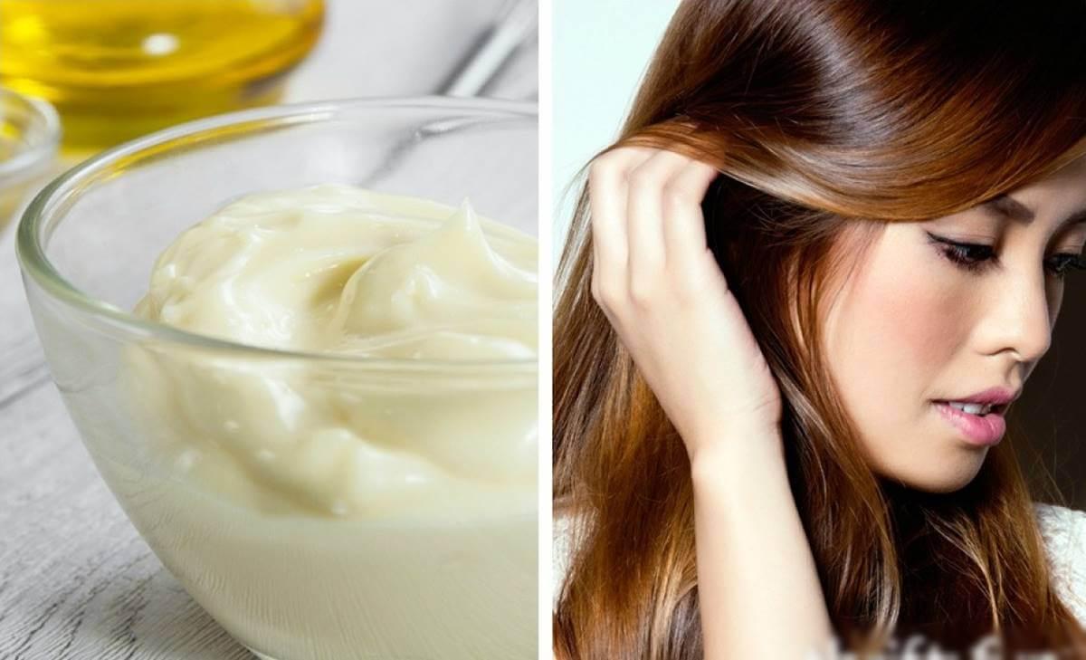 ¿Mayonesa para el cabello? ¿Y eso para qué sirve?