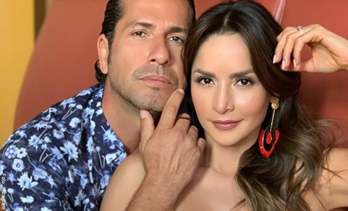 Picante video de Carmen Villalobos y Gregorio Pernía que encendió las redes