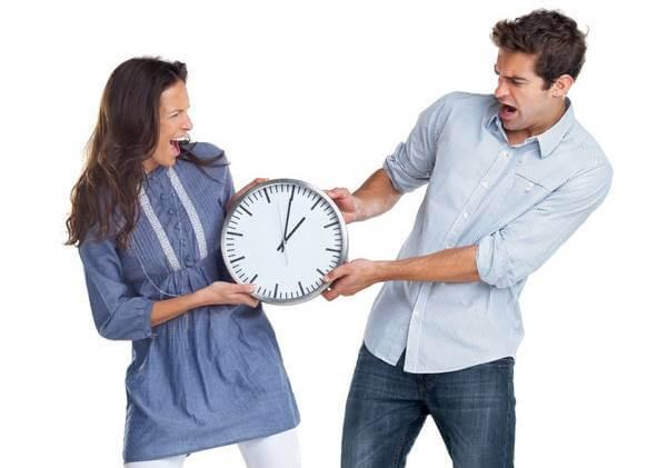 Foto de parejas en problemas en el matrimonio que viven todas las parejas