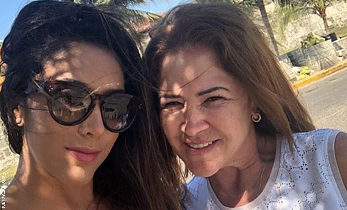 ¿Qué hizo la mamá de Daniela Ospina para que la criticaran?