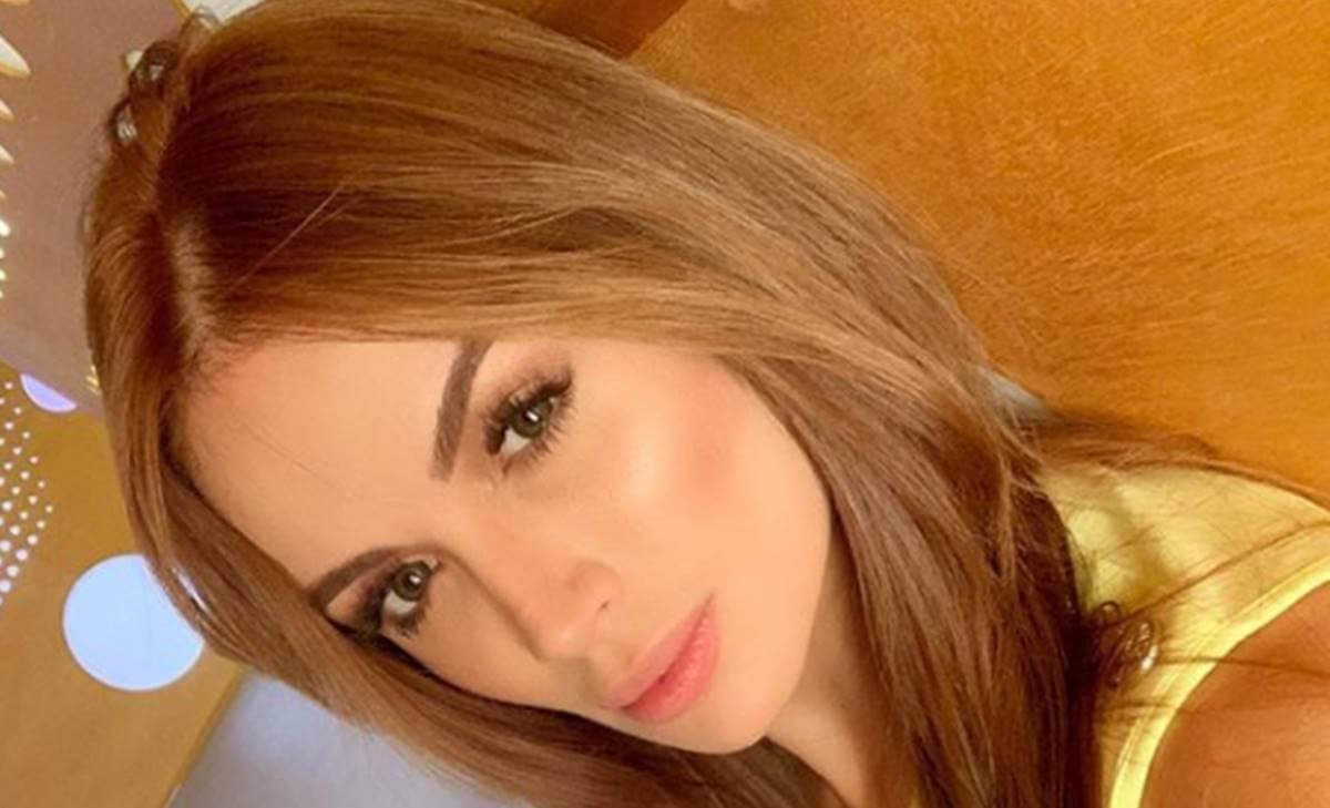 ¿Sara Uribe modelo de mamá? Eso dicen por esto