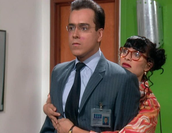 cambio de look Betty la fea