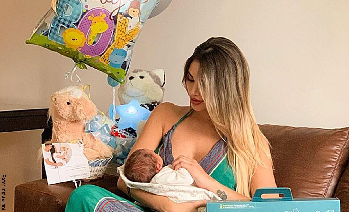 Video del hijo de Melina Ramírez que causó sensación en redes
