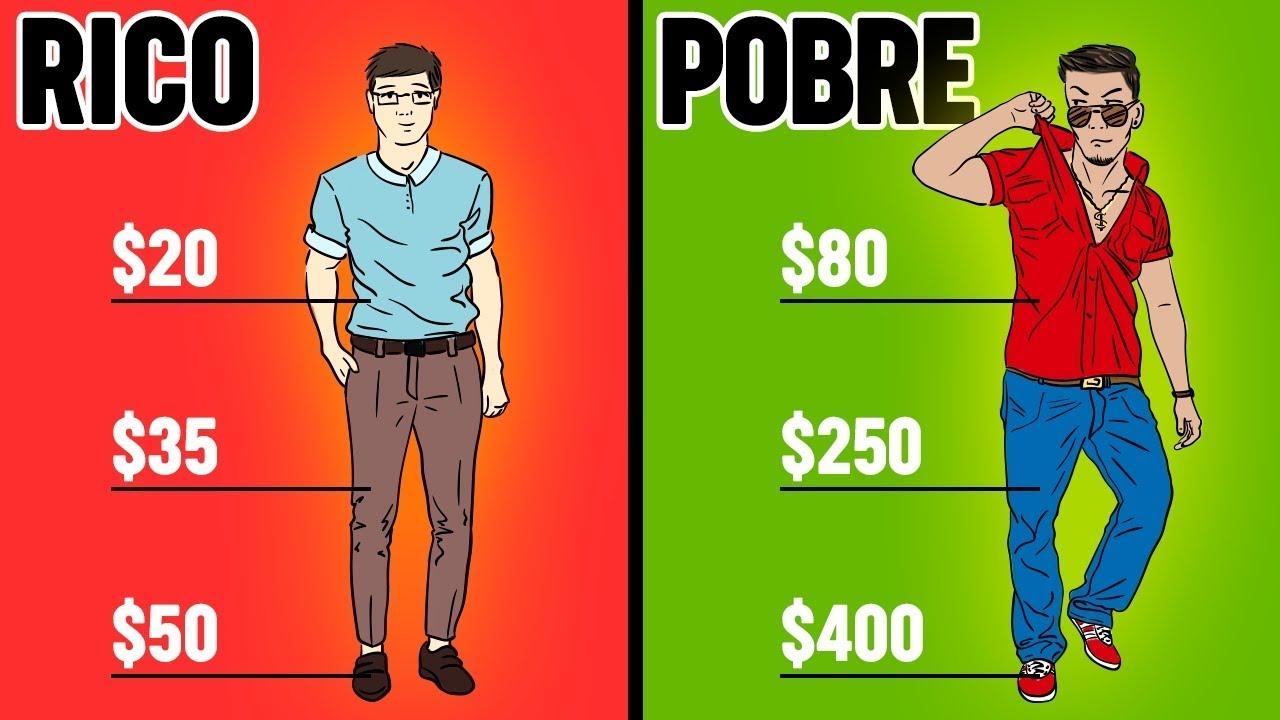 4 cosas en los que gastan su dinero diferencias