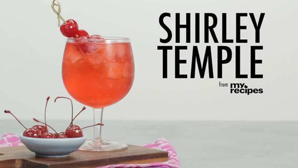 Foto de un Shirley Temple
