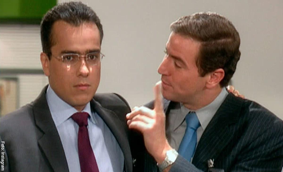 """Así está el """"temible"""" Mario Calderón de 'Betty, la fea'"""